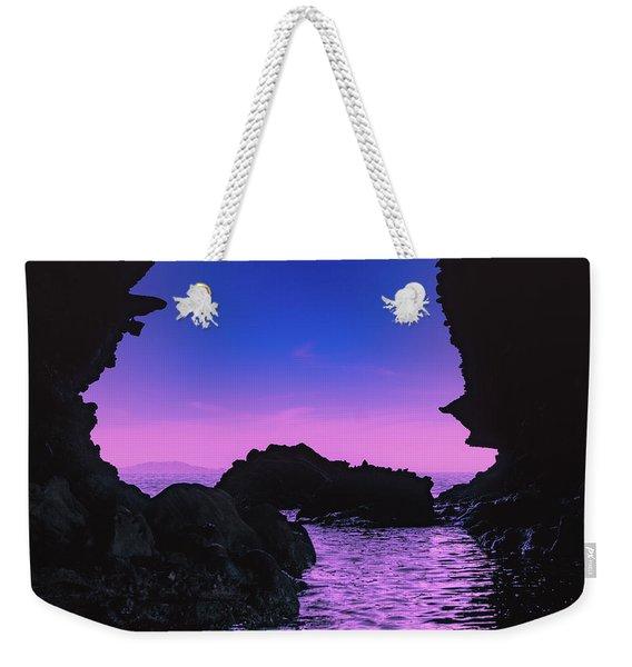 Espiritu Santo Island Weekender Tote Bag