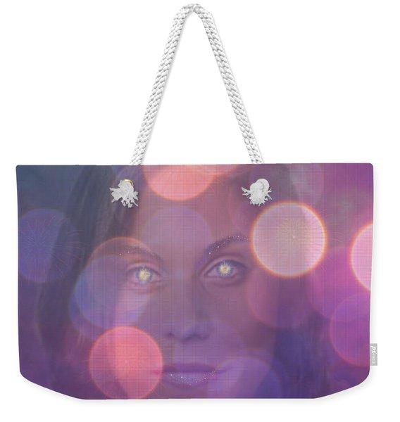 Essence Of Soul  Weekender Tote Bag