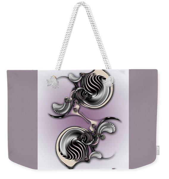 Essentialist Creation Weekender Tote Bag
