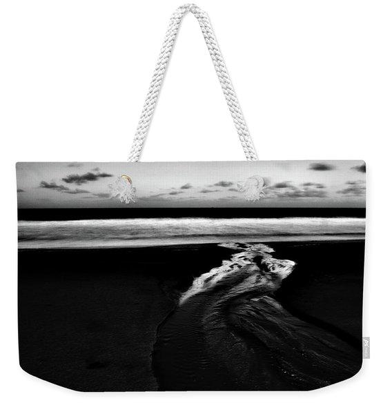 Estuary To The Sea Weekender Tote Bag