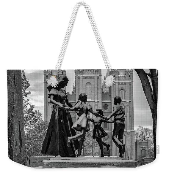 Eternal Family Weekender Tote Bag