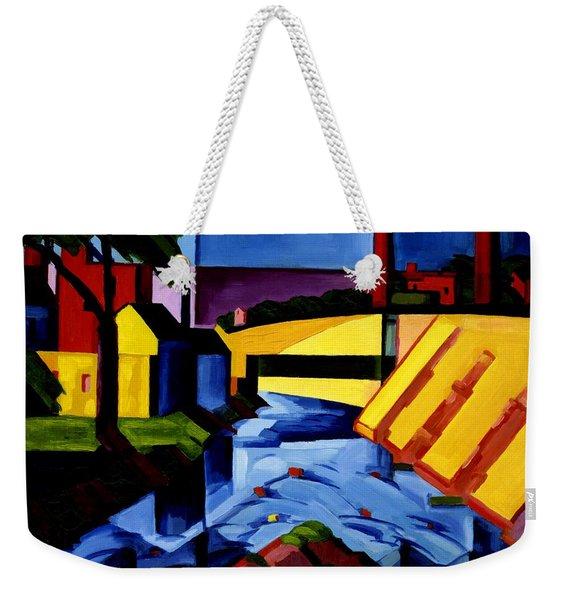 Evening Tones - Digital Remastered Edition Weekender Tote Bag
