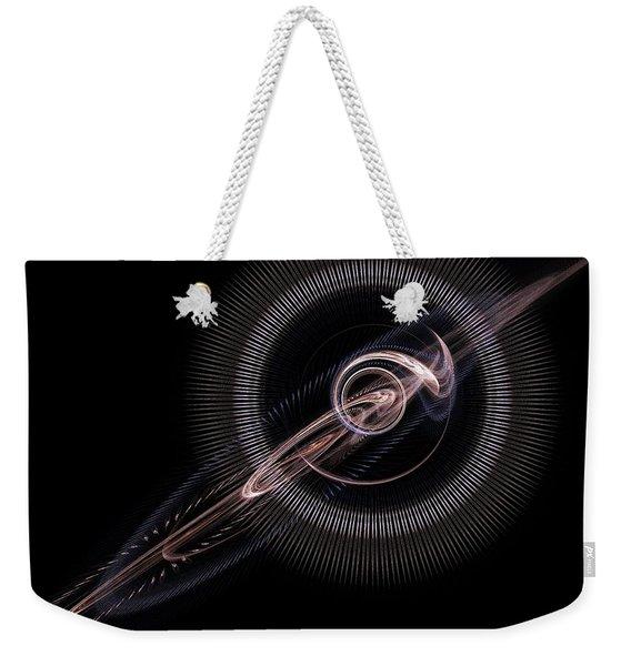 Event Horizon Weekender Tote Bag