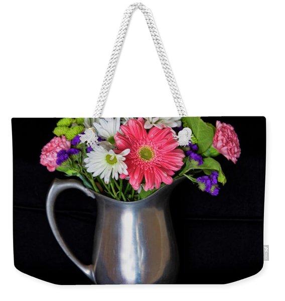Everlasting Bouquet  Weekender Tote Bag