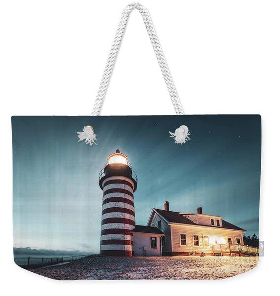 Everlight Weekender Tote Bag