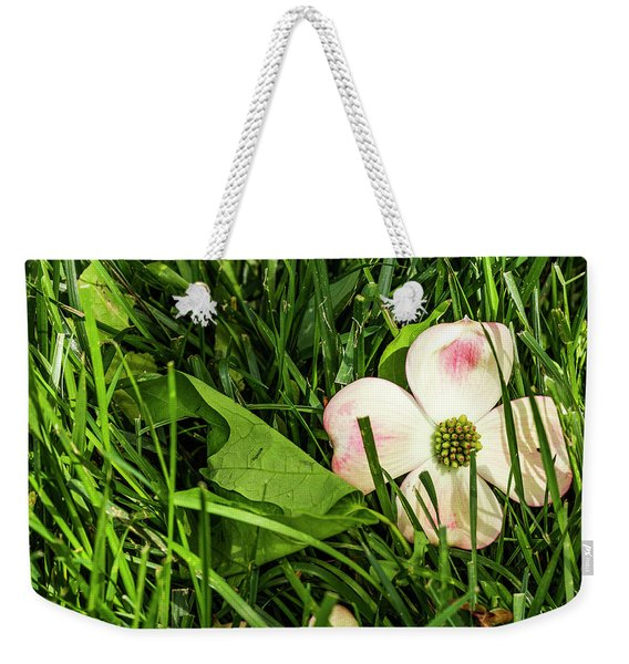 Every Dogwood Has Its Day Weekender Tote Bag