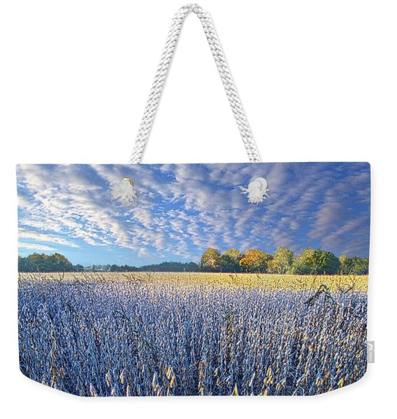 Every Moment Spent Weekender Tote Bag