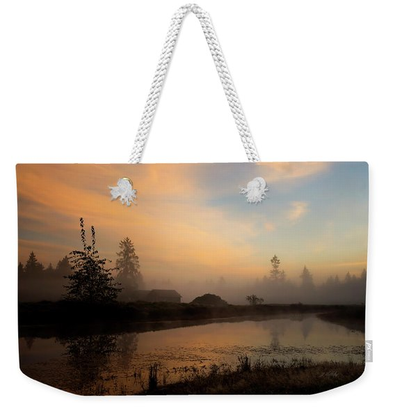 Everyday Is A Gift - Hope Valley Art Weekender Tote Bag