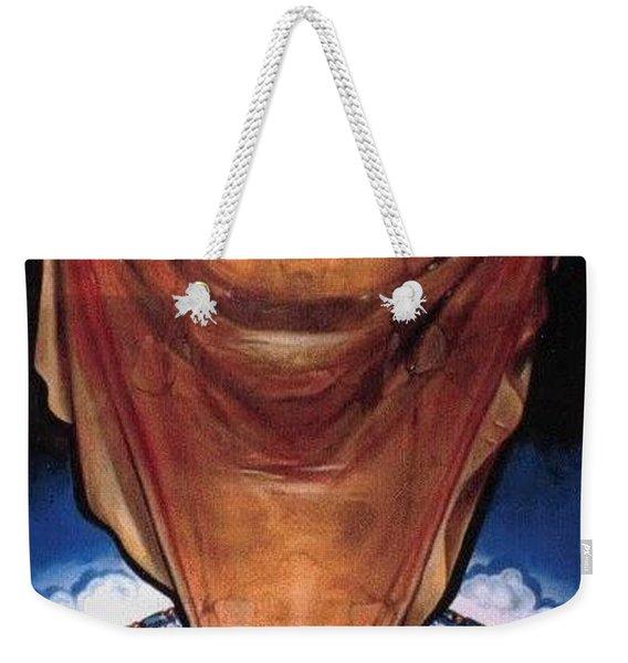 Evidence Of Crucifixion Weekender Tote Bag