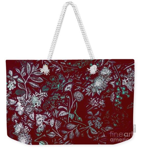Exotic Harmony Weekender Tote Bag