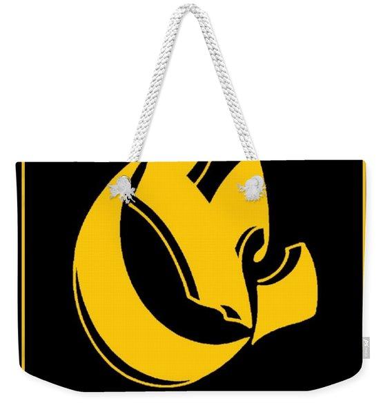 Extra Extra Weekender Tote Bag