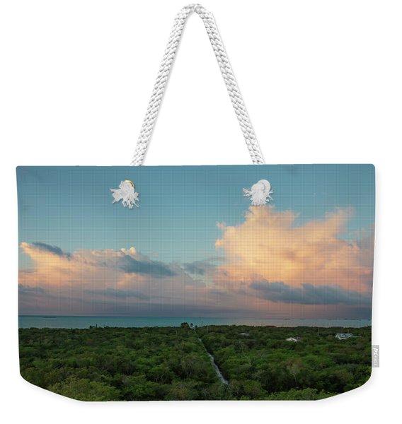 Exuma Skies Weekender Tote Bag