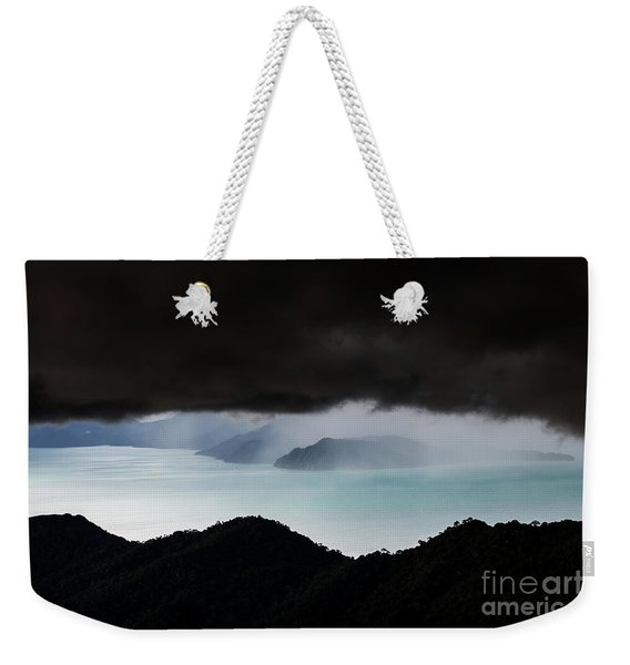 Eye Of The Monster  Weekender Tote Bag