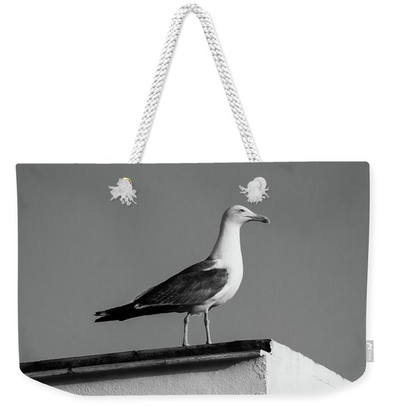 Facing The Summer Weekender Tote Bag
