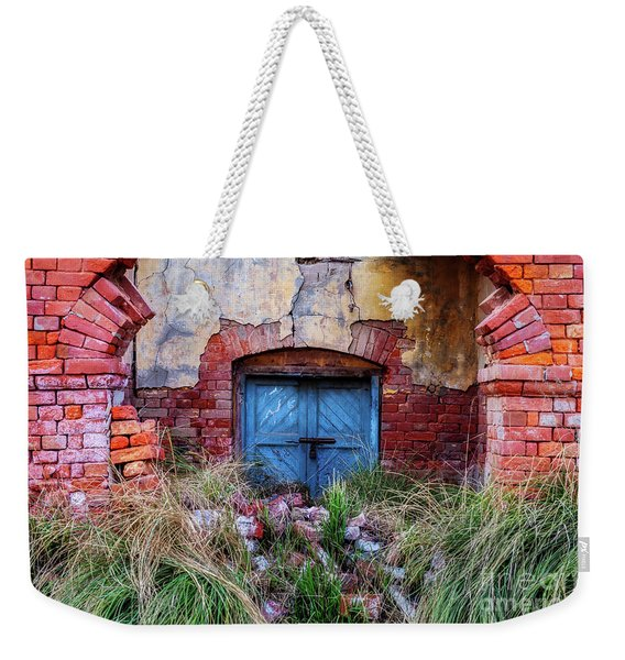 Faded In Time Weekender Tote Bag