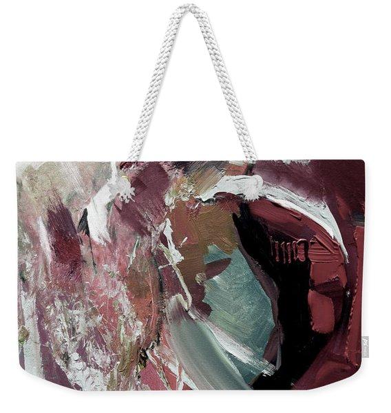 Faded Weekender Tote Bag