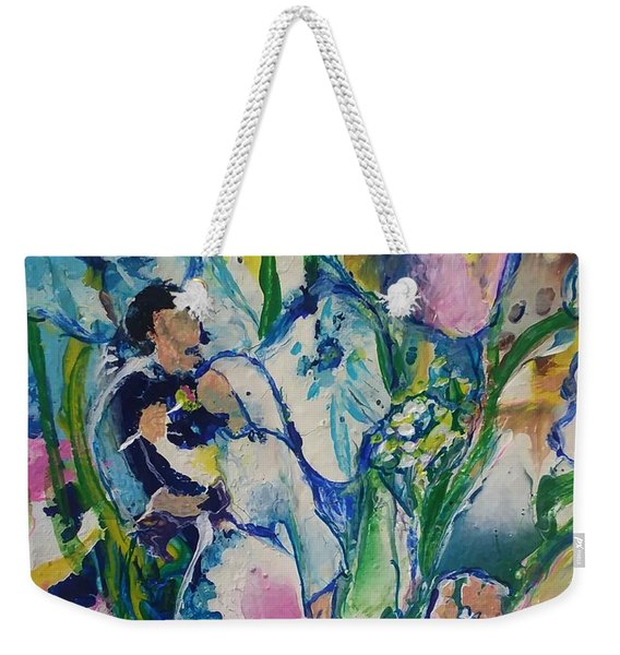 Fairest Among The Lilies Weekender Tote Bag
