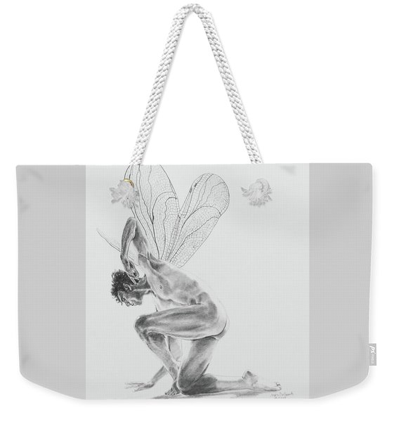 Fairy Dancer Weekender Tote Bag