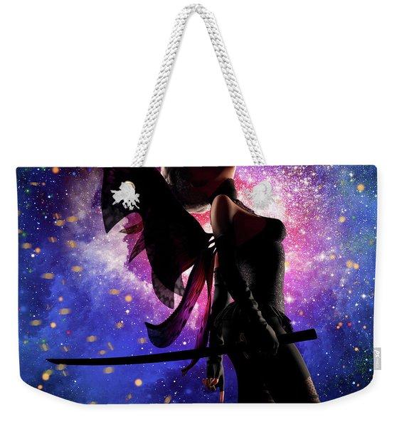 Fairy Drama Weekender Tote Bag