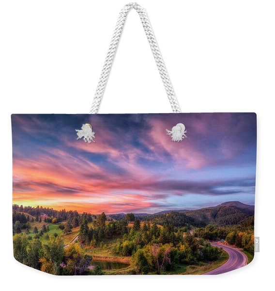 Fairytale Morning Weekender Tote Bag