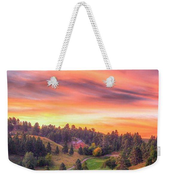 Fairytale Triptych 1 Weekender Tote Bag