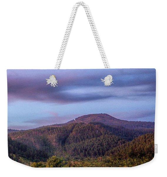 Fairytale Triptych 3 Weekender Tote Bag