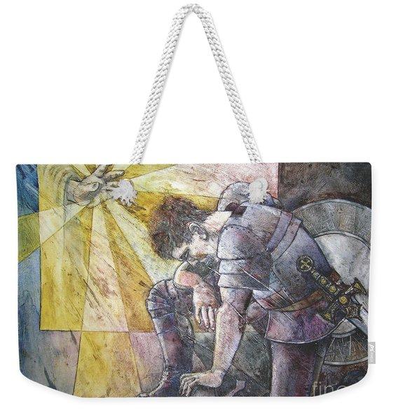 Faithful Servant Weekender Tote Bag