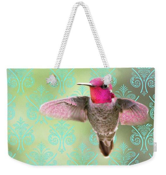 Fancy Weekender Tote Bag