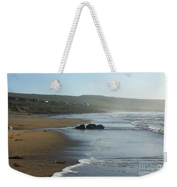 Fanore Beach Clare Weekender Tote Bag