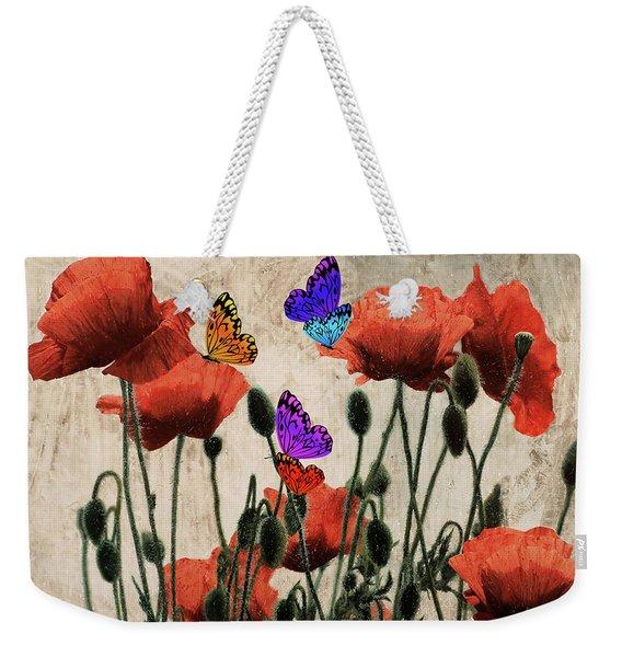 Farfalline Weekender Tote Bag