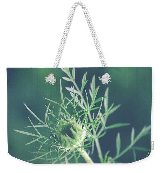Fascinate Weekender Tote Bag