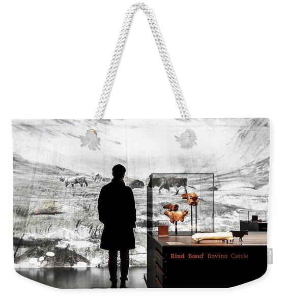 Fascinated Weekender Tote Bag