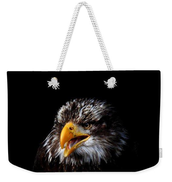Fearless Weekender Tote Bag