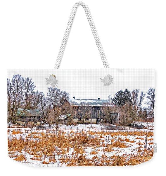 February Farm Weekender Tote Bag