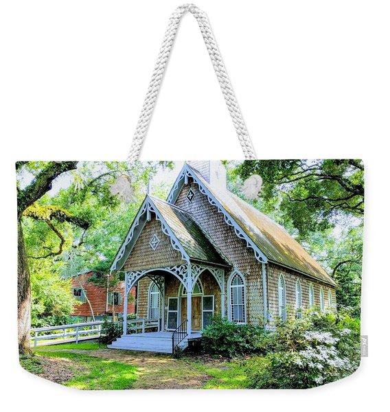 Feel At Ease Weekender Tote Bag