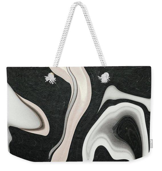 Feminine IIi Weekender Tote Bag