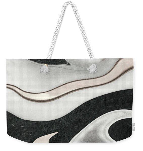 Feminine Iv Weekender Tote Bag