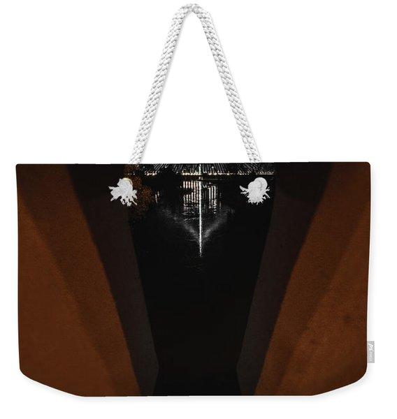Fenestra Weekender Tote Bag
