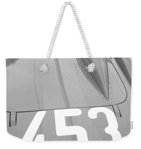 Ferrari Rear End Weekender Tote Bag