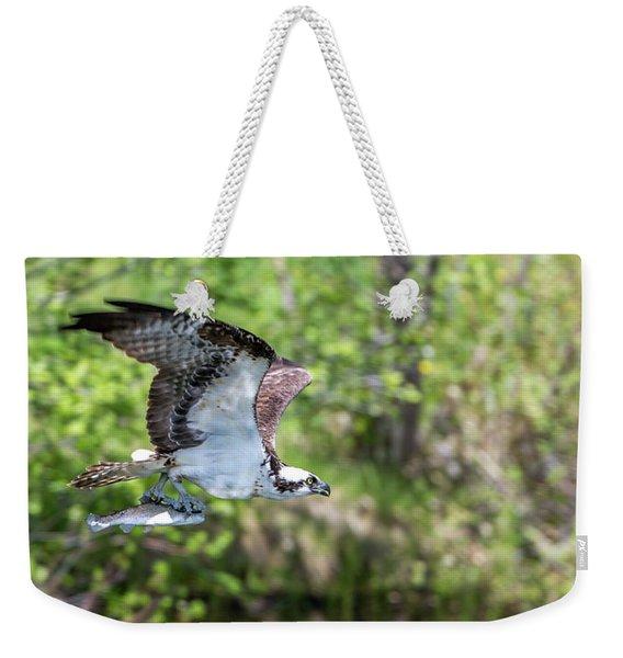 Fetcher Catch  Weekender Tote Bag
