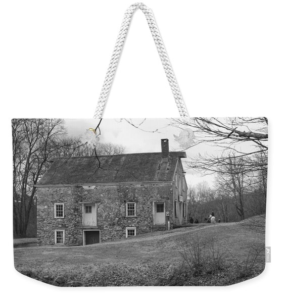 Smith's Store On The Hill - Waterloo Village Weekender Tote Bag