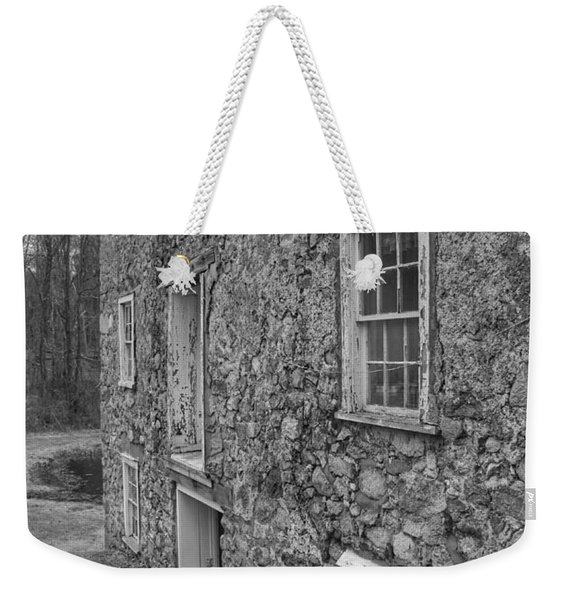 Fieldstone Workshop - Waterloo Village Weekender Tote Bag