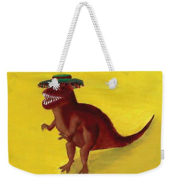 Fies-t-rex Weekender Tote Bag