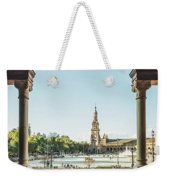 Filled With Light Weekender Tote Bag