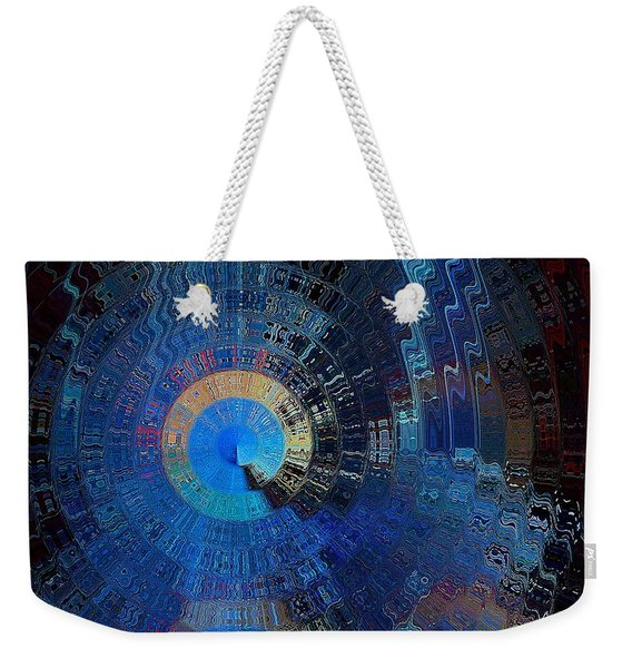 Final Gateway Weekender Tote Bag