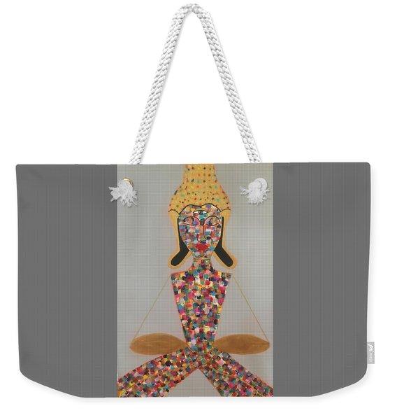 Find Balance  Weekender Tote Bag