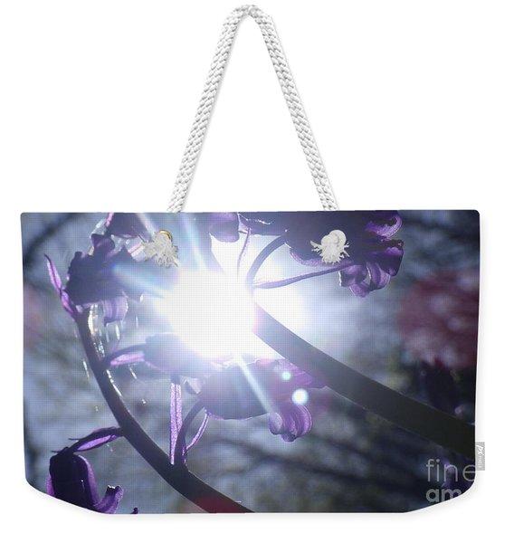 Fine Art Bluebells Photo 1 Weekender Tote Bag
