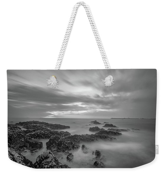 Fine Art Of The Sea Weekender Tote Bag