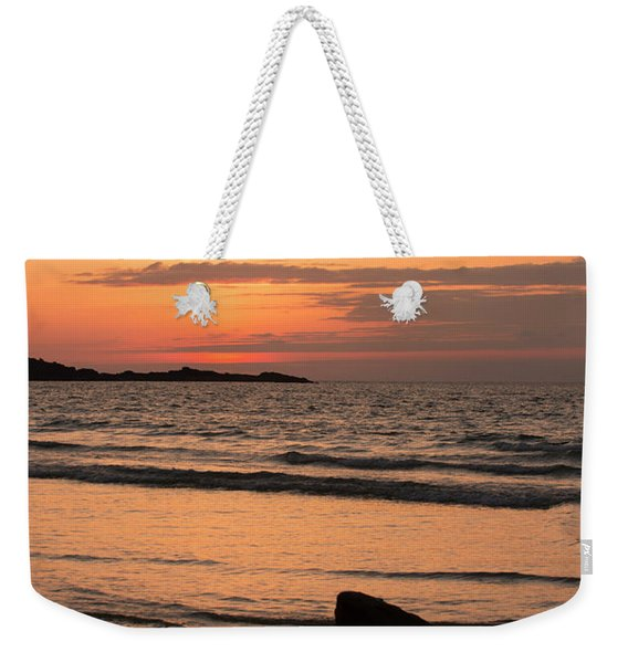 Fine Art Sunset Collection Weekender Tote Bag