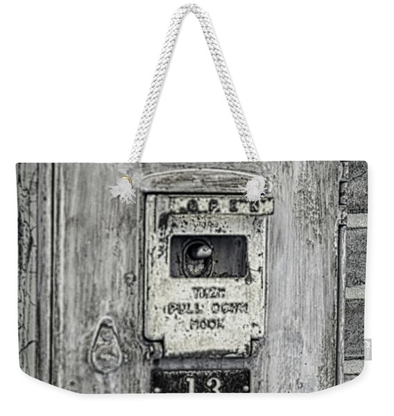 Firebox Weekender Tote Bag